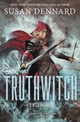 Truthwitch: A Witchlands Novel (The Witchlands #1) Cover Image