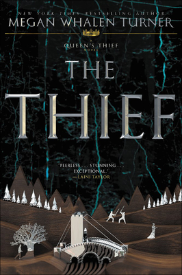 Thief (Queen's Thief #1) Cover Image