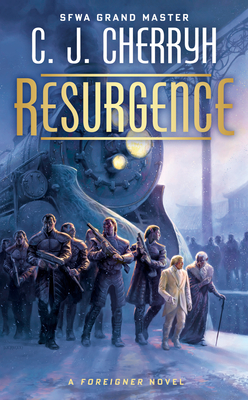Resurgence (Foreigner #20) Cover Image