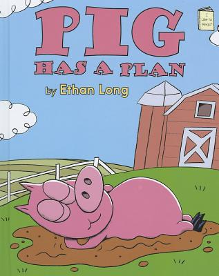 Pig Has a Plan Cover