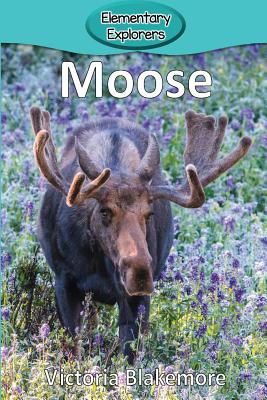 Moose (Elementary Explorers #24) Cover Image