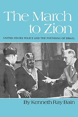 Cover for March to Zion