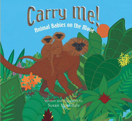 Carry Me! Cover