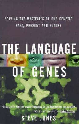 The Language of Genes Cover