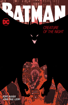 Batman: Creature of the Night Cover Image