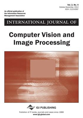 International Journal of Computer Vision and Image Processing, Vol 2 ISS 4 Cover Image