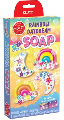 Mini Kits Shimmer Pearl Soaps Cover Image