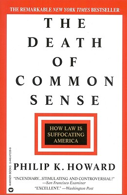 The Death of Common Sense Cover
