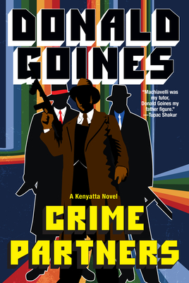 Crime Partners Cover Image