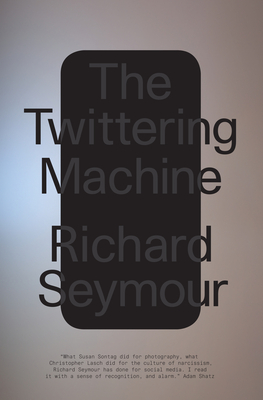 The Twittering Machine Cover Image