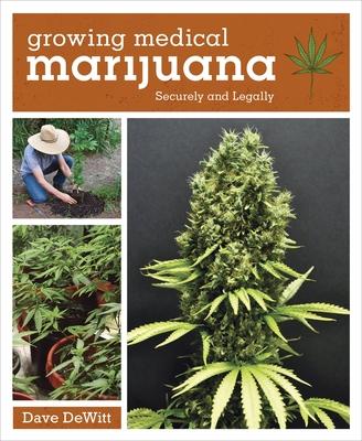 Growing Medical Marijuana Cover