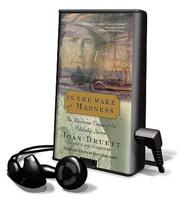 In the Wake of Madness: The Murderous Voyage of the Whaleship Sharon [With Earbuds] Cover Image