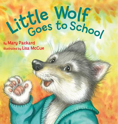 Little Wolf Goes to School Cover