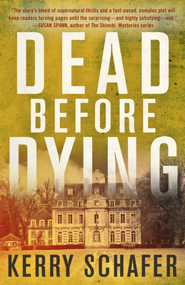 Cover for Dead Before Dying