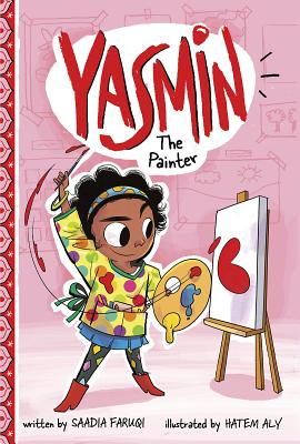 Yasmin the Painter Cover Image