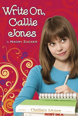 Write On, Callie Jones Cover Image