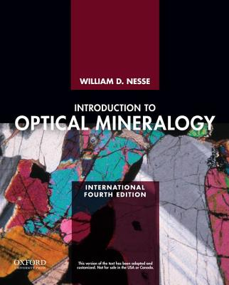 Introduction to Optical Mineralogy Cover Image
