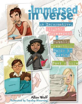 Immersed in Verse Cover