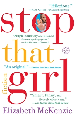 Stop That Girl: Fiction Cover Image