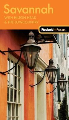 Fodor's In Focus Savannah Cover