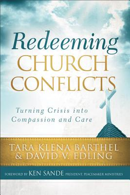 Cover for Redeeming Church Conflicts