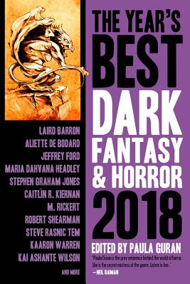 The Year's Best Dark Fantasy & Horror 2018 Edition Cover Image