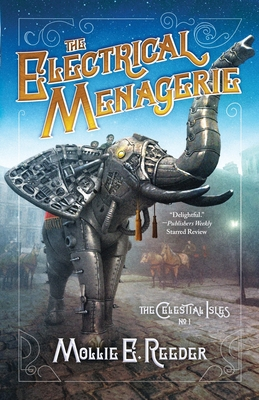 Cover for The Electrical Menagerie