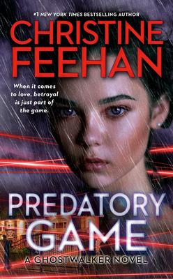 Predatory Game (A GhostWalker Novel #6) Cover Image