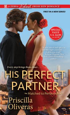 His Perfect Partner (Matched to Perfection #1) Cover Image