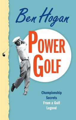 Power Golf Cover Image