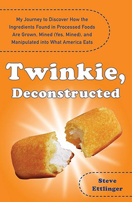 Twinkie, Deconstructed Cover