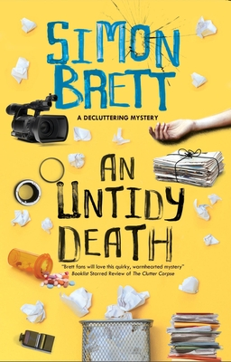 An Untidy Death Cover Image