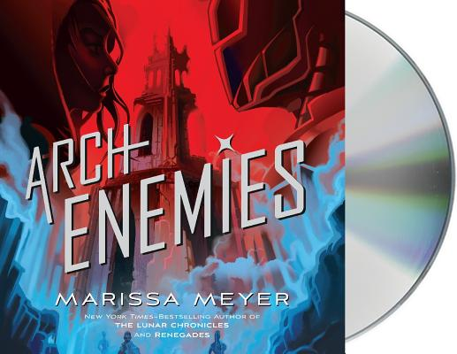 Archenemies (Renegades #2) Cover Image