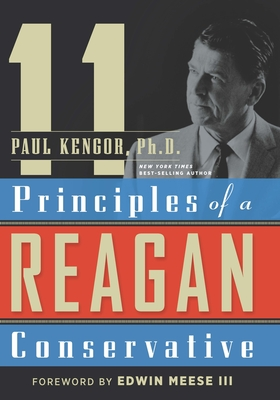 Cover for 11 Principles of a Reagan Conservative
