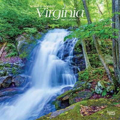 Virginia Wild & Scenic 2021 Square Cover Image