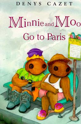 Minnie and Moo Go to Paris Cover Image
