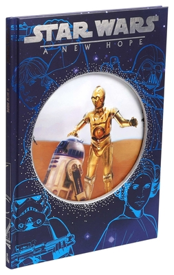 Star Wars: A New Hope (Disney Die-Cut Classics) Cover Image