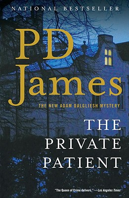 the private patient pd james