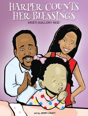 Harper Counts Her Blessings Cover Image