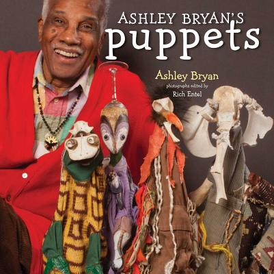 Ashley Bryan's Puppets Cover