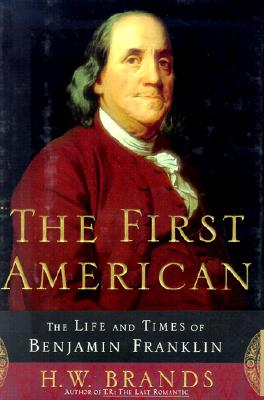 The First American Cover