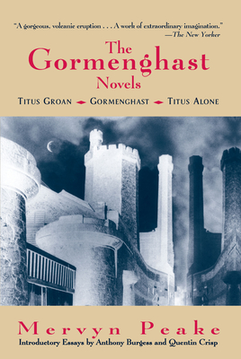 The Gormenghast Novels Cover Image