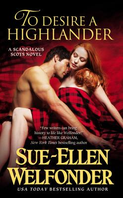 To Desire a Highlander Cover