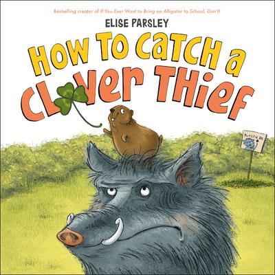 How to Catch a Clover Thief Cover Image