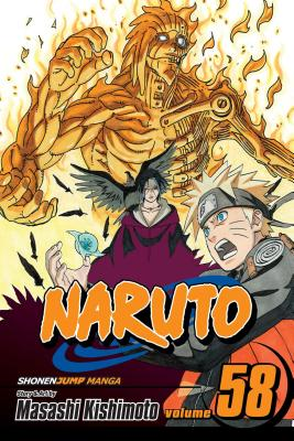 Naruto, Vol. 58 cover image