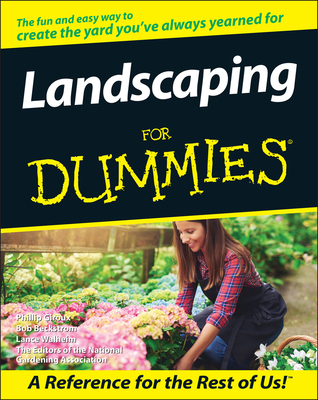 Landscaping for Dummies Cover Image