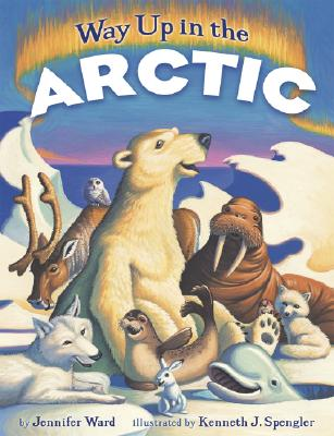 Cover for Way Up in the Arctic