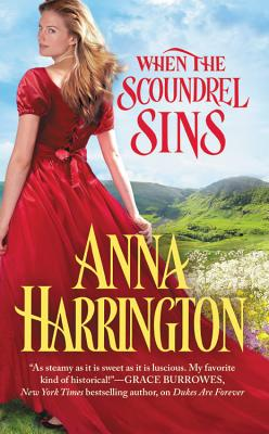 Cover for When the Scoundrel Sins (Capturing the Carlisles #2)