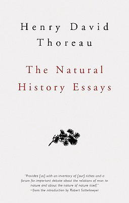 The Natural History Essays Cover Image