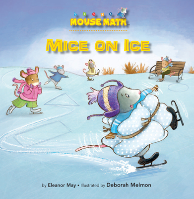 Mice on Ice: 2-D Shapes (Mouse Math) Cover Image